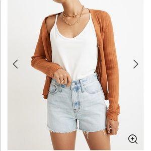Madewell Millman Perfect Jean Shorts